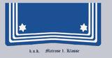 Matrose 1. Klasse k.u.k. Kriegsmarine