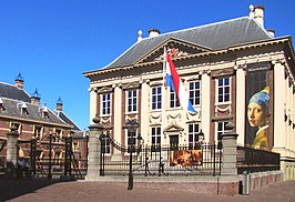 Mauritshuis in 2015