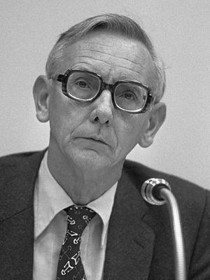 Max van der Stoel - Max van der Stoel in 1981
