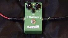 File:Maxon OD808 Overdrive pedal.webm