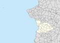 Mayagüez, Puerto Rico locator map.png
