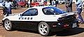 Mazda RX-7 police car of Niigata Prefecture Police rear.jpg
