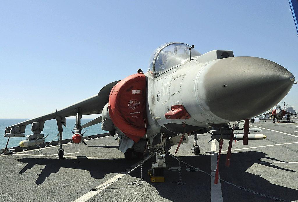 McDonnell Douglas AV-8B+ Harrier II, Italy - Navy JP6593672.jpg