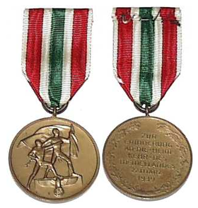 Image illustrative de l'article Médaille de Memel