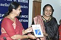 Meira Kumar at the inauguration of a two-day National Conference of Managing Directors of State Channelising Agencies of National Backward Classes Finance and Development Corporation and Workshop on Micro Finance.jpg