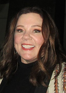 Melissa McCarthy in 2018 (cropped)
