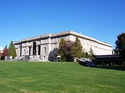 Memorial Art Gallery main gallery east side.JPG