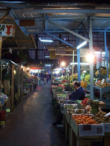 Mercado Central de Concepción