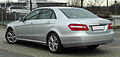 Mercedes-Benz E 200 CDI BlueEFFICIENCY Avantgarde (W 212) rear-1 20110115.jpg