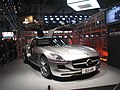 Mercedes-Benz SLS AMG in Gran Turismo exhibition 20090926a.jpg
