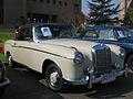 Mercedes Benz 220 S Cabriolet 1956 (14336919053).jpg