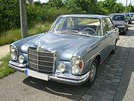 Mercedes Benz 280S Front.jpg