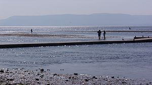 Chaleur Bay - Chaleur Bay at New Richmond, Quebec