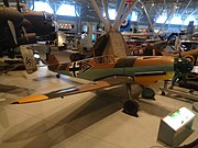 Messerschmitt Bf 109F-4 at Canada Aviation and Space Museum.jpg