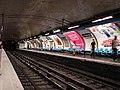 Metro de Paris - Ligne 13 - station La Fourche 01.jpg