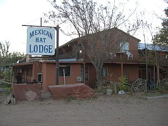 Mexican Hat, Utah - Mexican Hat Lodge