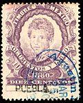 Mexico 1880 revenue F75 Puebla.jpg