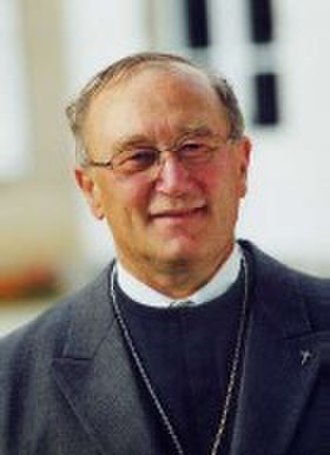 Roman Catholic Archdiocese of Bourges -  Bishop Armand Maillard
