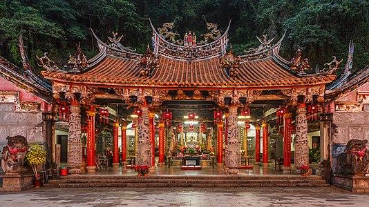 Quanhua-Temple, Taiwan