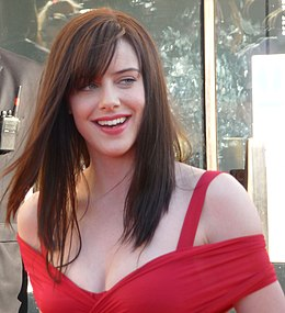Michelle Ryan at the BAFTA's.jpg