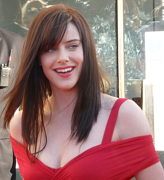 Planet of the Dead - Michelle Ryan, who played Lady Christina de Souza