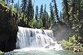 Middle McCloud Falls (35352337890).jpg