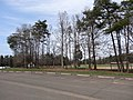 Middle baseball field and building; Nokesville, VA; 2014-04-13.jpg