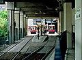 Midland Metro terminus, Snow Hill Railway Station - geograph.org.uk - 1471393.jpg
