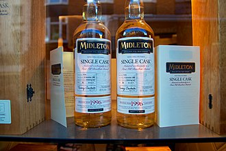 Midleton Very Rare - Bottles of Midleton Single Cask