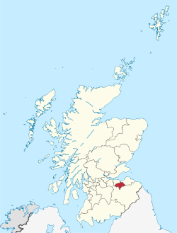 Midlothian in Scotland.svg
