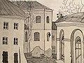 Miensk, Vialikaja Bernardynskaja. Менск, Вялікая Бэрнардынская (M. Filipovič, 1924).jpg