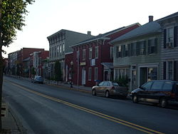 Downtown Mifflinburg