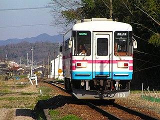 Miki Railway Miki Line