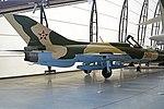 Mikoyan-Gurevich MiG-21PF '503' (G-BRAM) (46203545985).jpg