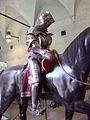Milano - Castello sforzesco - Armatura - Foto Giovanni Dall'Orto - 25-7-2003 - 03.JPG