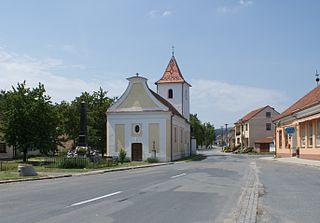 Milovice (Břeclav District) Municipality in South Moravian, Czech Republic