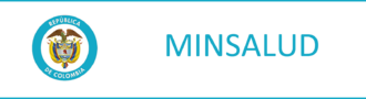 Ministry of Health and Social Protection (Colombia) - Image: Min Salud (Colombia) logo