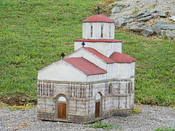 Miniature of the Monastery Veluće.JPG