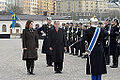 Ministra da Defesa da Suécia recebe delegação Brasileira com honras militare (13701407835).jpg
