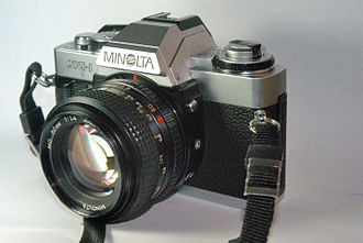Minolta - Minolta XG-1