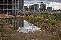 Minsk World residential complex during construction p05.jpg