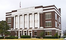 Mitchell county courthouse 2009.jpg