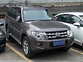 Mitsubishi Pajero CN Spec V6 3.0L(After First Minor change)09.jpg