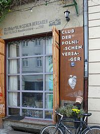 Mitte Ackerstraße Club der Polnischen Versager.JPG