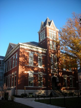 University of Missouri School of Law - Image: Mizzou Law Barn