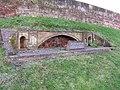 Model of the Grosvenor Bridge - geograph.org.uk - 670668.jpg