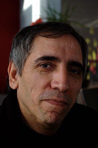 Mohsen Makhmalbaf - Image: Mohsen makhmalbaf