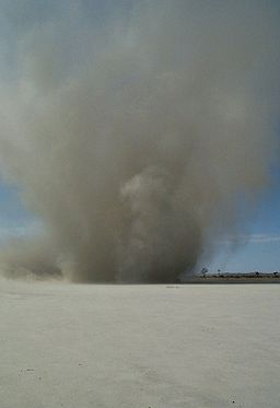 Mojave DustDevil