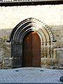 Monségur église portail sud (1).JPG