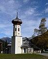 Montafon 074 Gargellen Kuratiekirche St Maria Magdalena (fcm).jpg